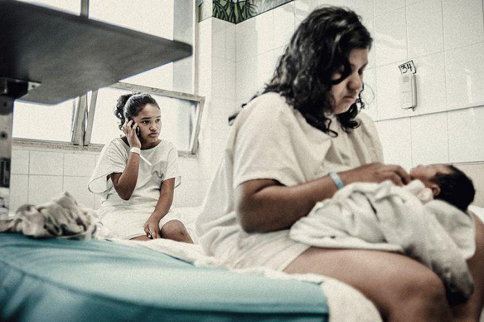 Teen Mothers in Honduras