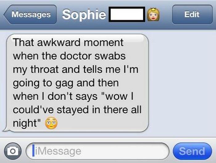 Awkward Moments, part 3
