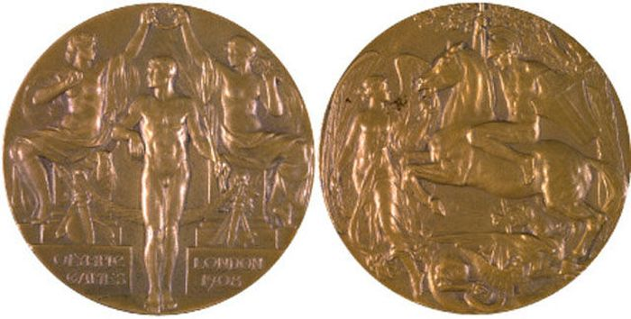 The Evolution of Olympic Gold Medals