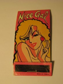 Vintage Matches for Adults