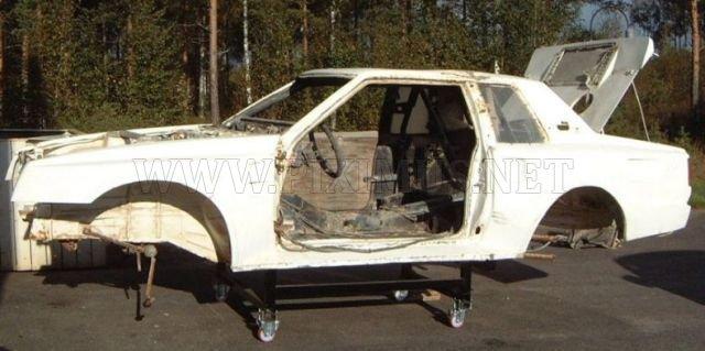Toyota Celica 1984 from Scrap