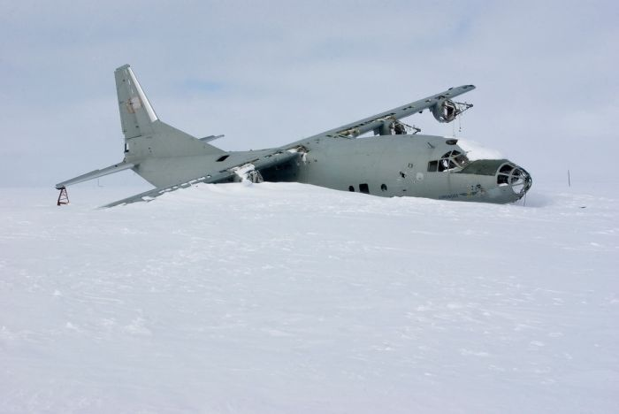 Abandoned AN-12