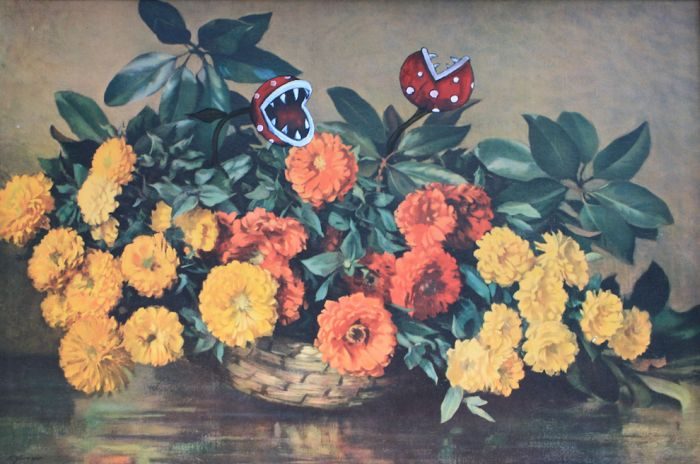 Paintings Makeover