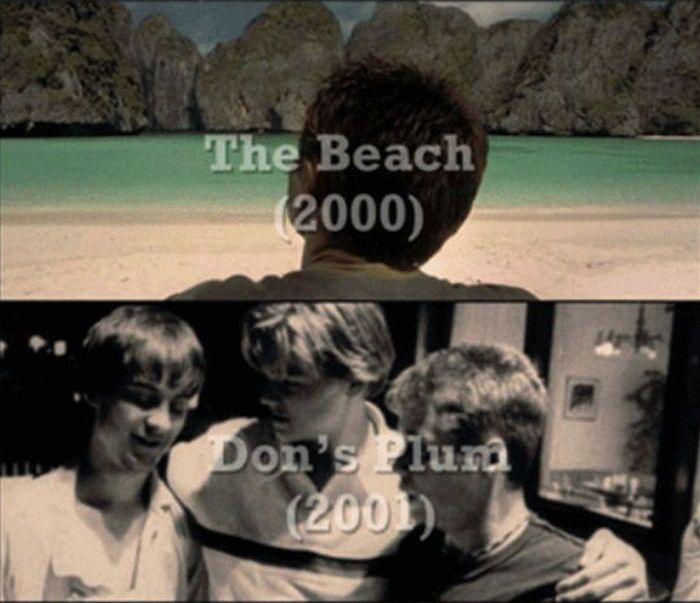 Leonardo DiCaprio's Filmography