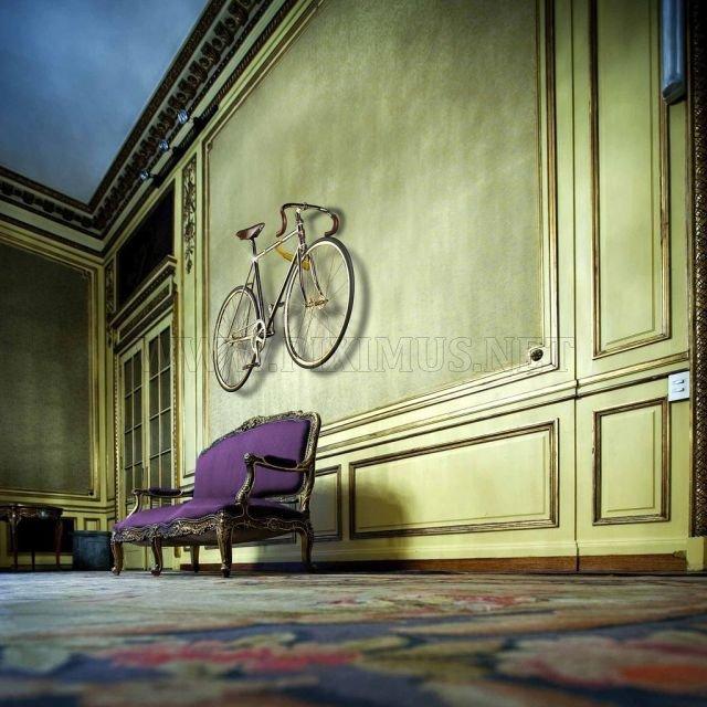 Golden Bicycle
