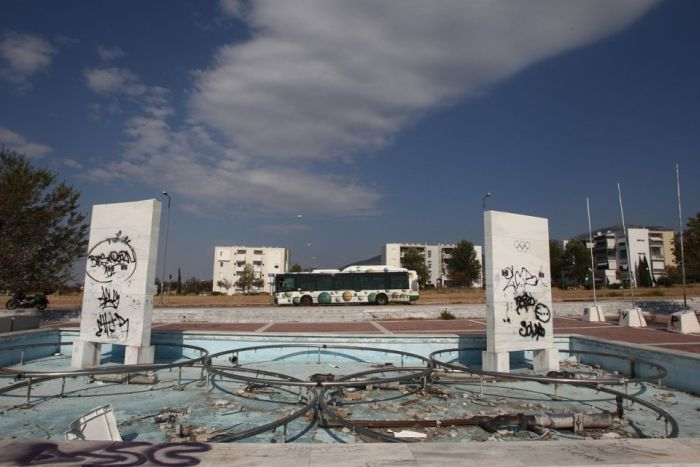 Abandoned Olympic Sites in Athens