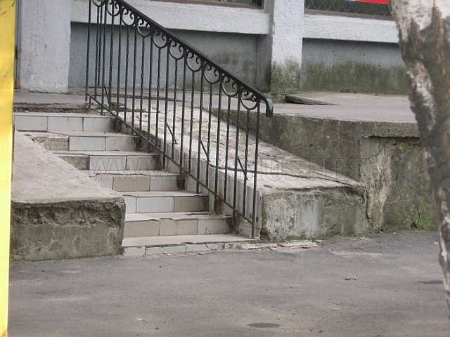 Wheelchair ramps can be different