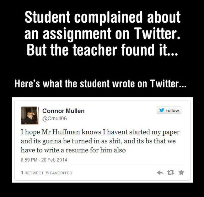 Awesome Teacher's Response