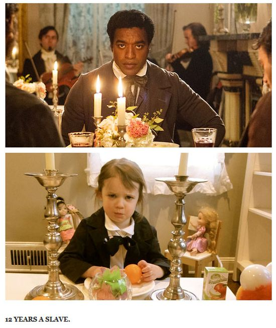 Kid Reenacts Scenes From Oscar-Nominated Films, part 2