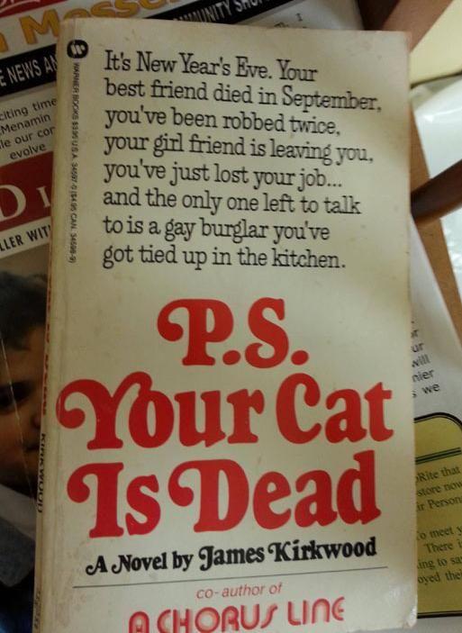 Awkward Books, part 2
