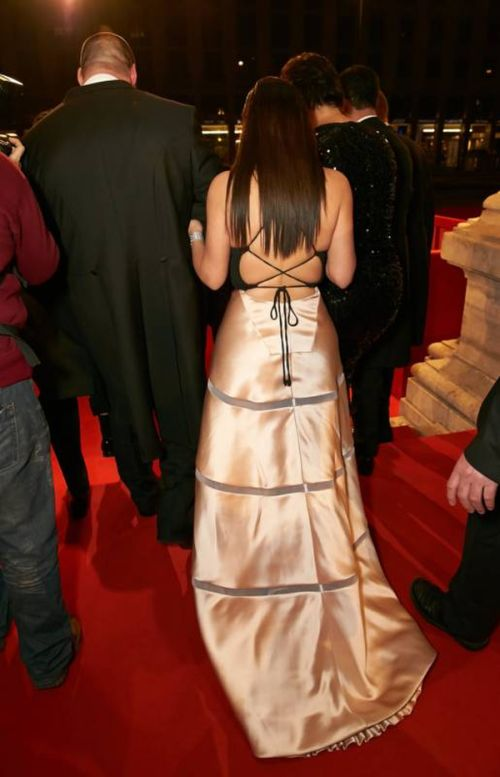 Kim Kardashian and Billionaire Richard Lugner