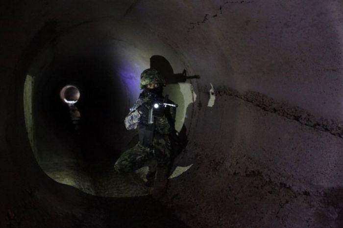 El Chapo's Secret Tunnels