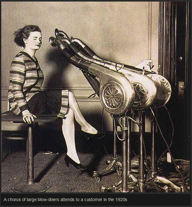 Beauty Procedures in 1930s-40s