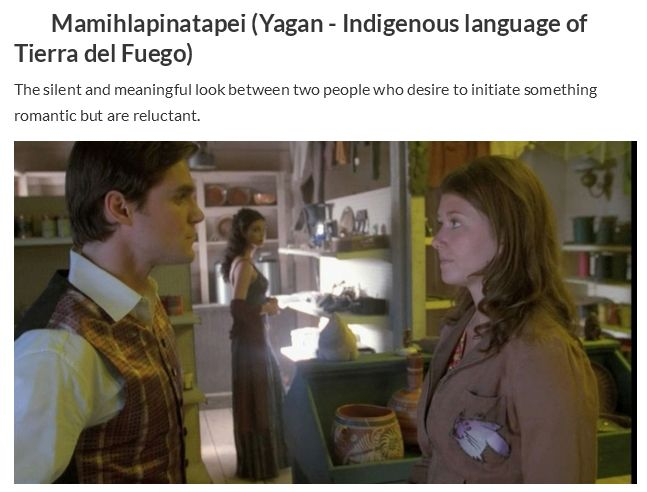 Cool Words from Other Languages