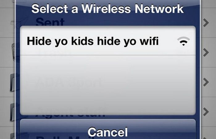 Funny Pictures About Hotspot and WiFi
