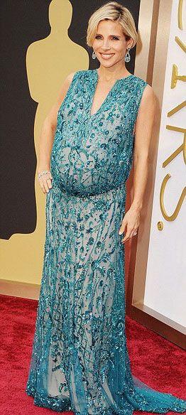 Pregnant Elsa Pataky
