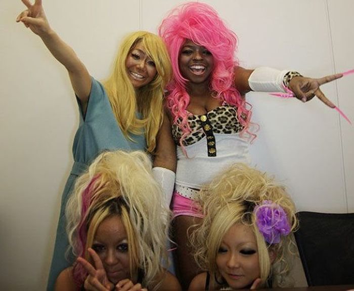 Gyaru Makeover is a Popular Trend in Japan