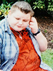 Transformation of One of the Britain's Fattest Kids