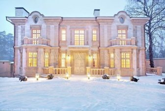 How Russian Oligarchs Live
