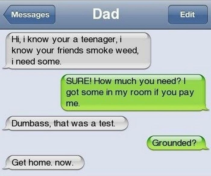 Dads Are Not The Best Parents