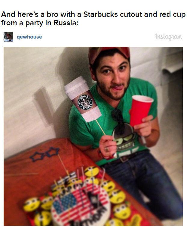 American Parties Around the World