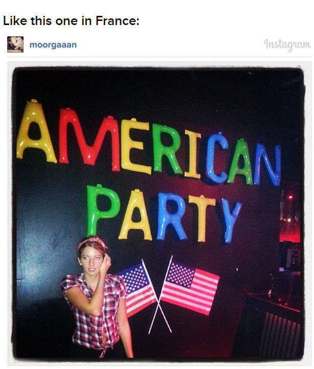 American Parties Around the World