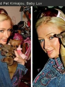 Famous People with Exotic Pets