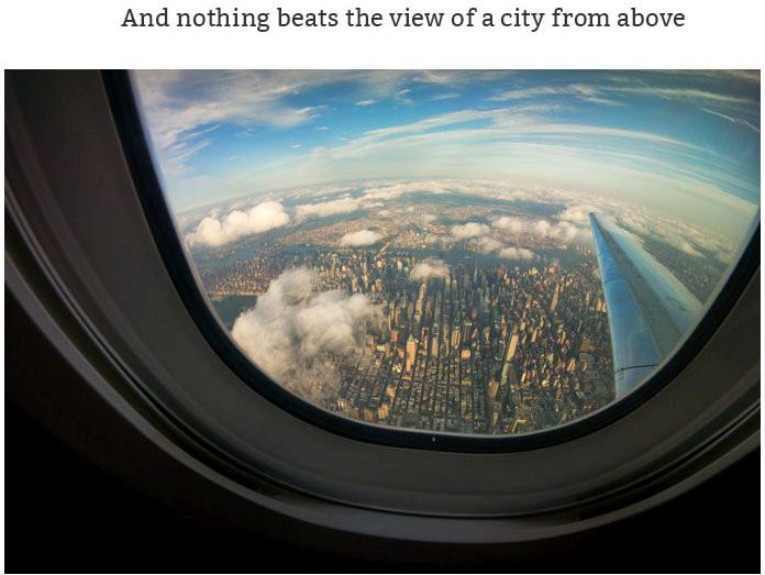 Why Window Seats are the Best Seats