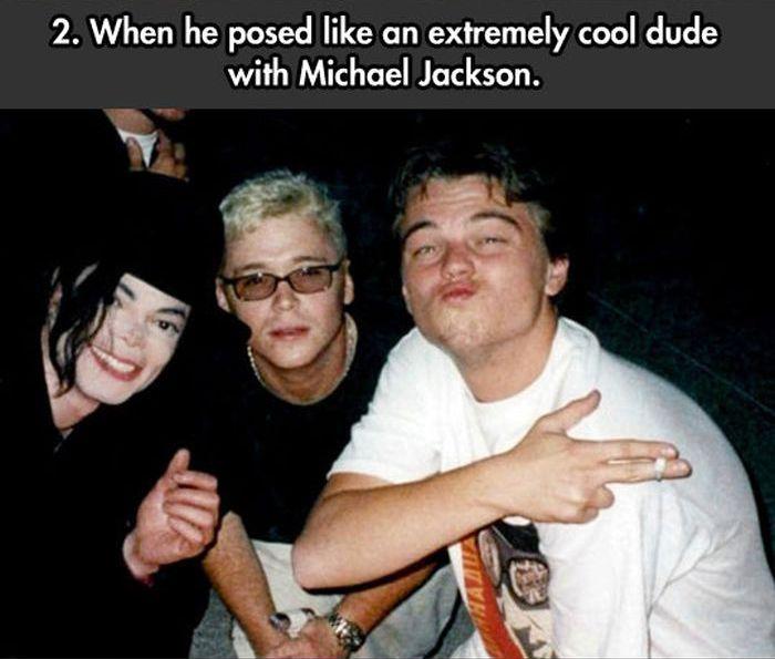 When Leonardo DiCaprio Was a Total Badass
