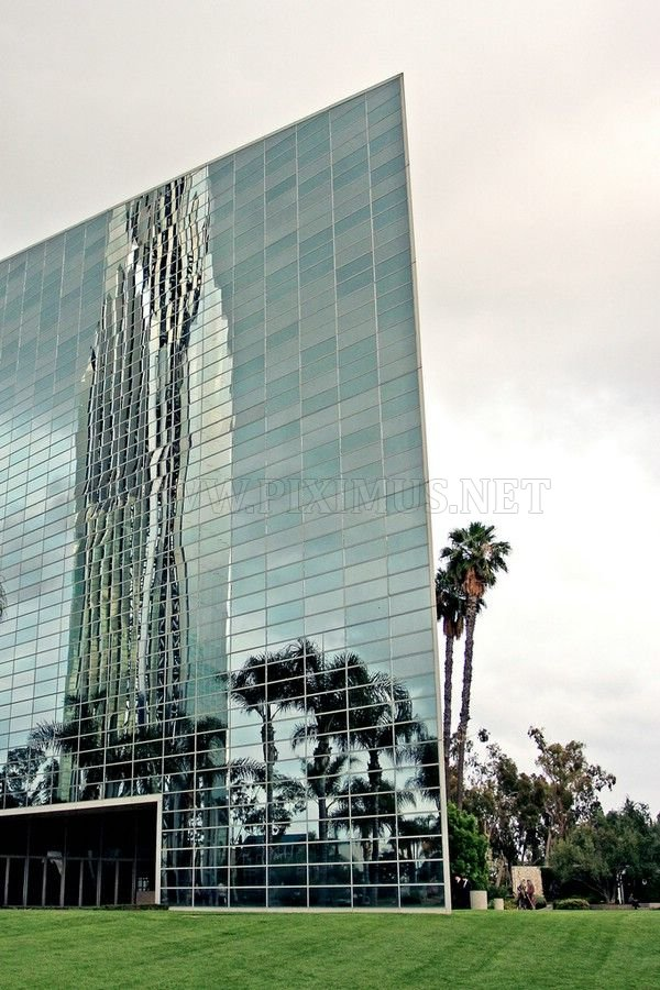 The Crystal Cathedral