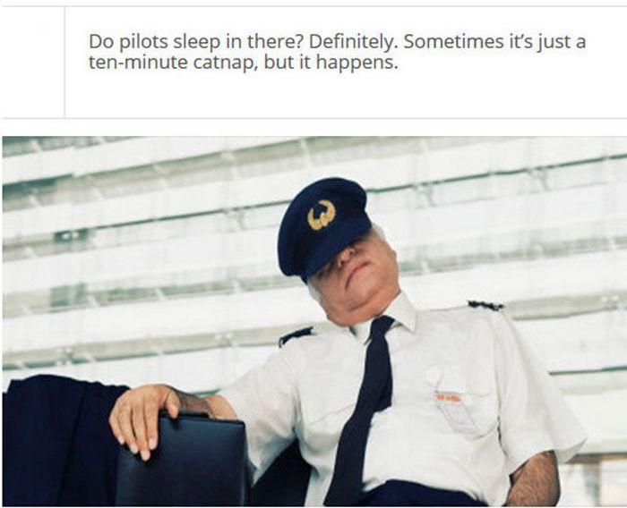 Pilots Explain Some Things
