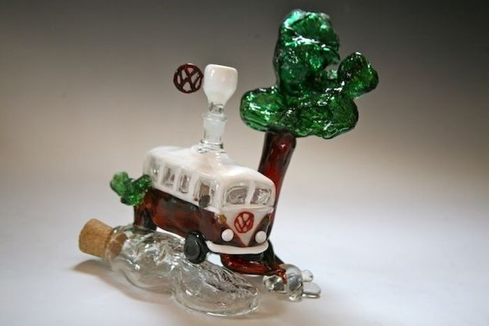 Creative Glass Pipes