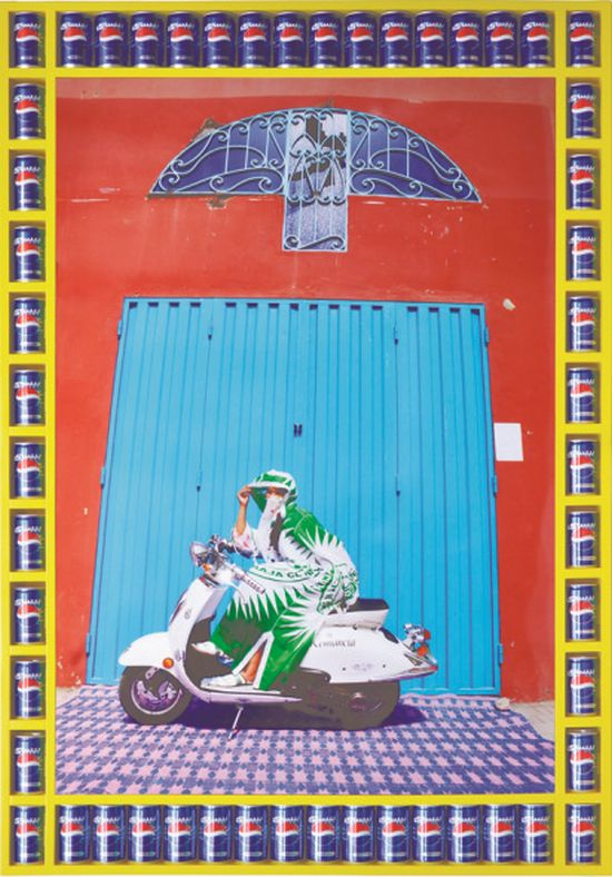 Female Bikers of Marrakech