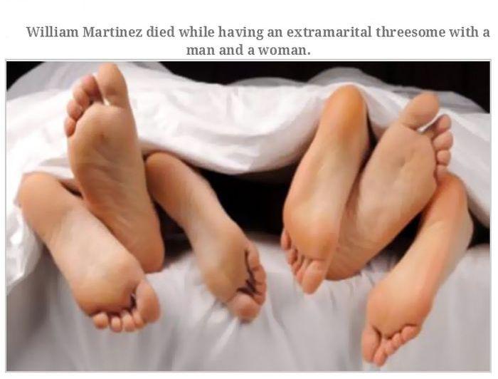 Strange Ways People Have Died