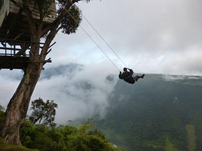 Amazing Swing