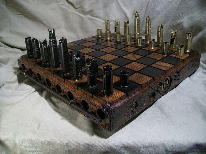 Steampunk Chess