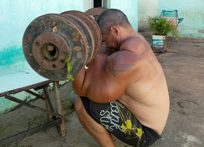 The Real-Life Popeye
