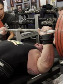 The Aftermath of the World Record Bench Press Attempt