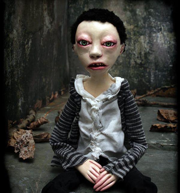 The Creepiest Dolls Ever