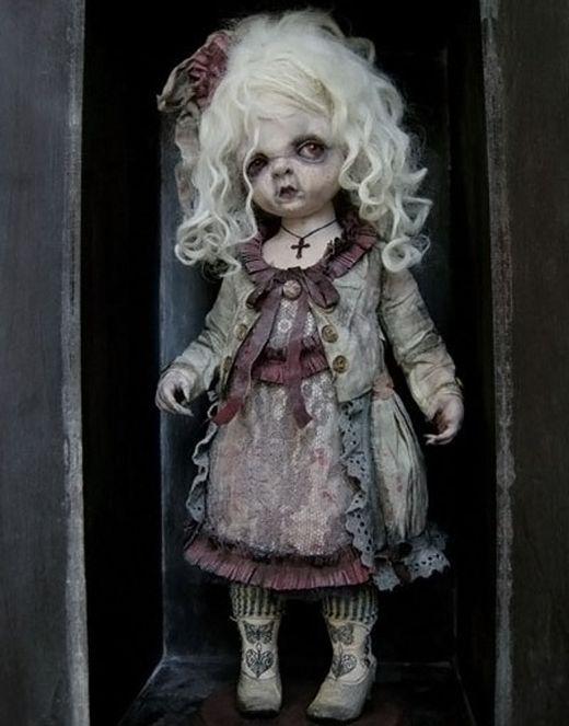 The Creepiest Dolls Ever