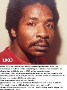 Glenn Ford is Free After 30 Years on Louisiana Death Row