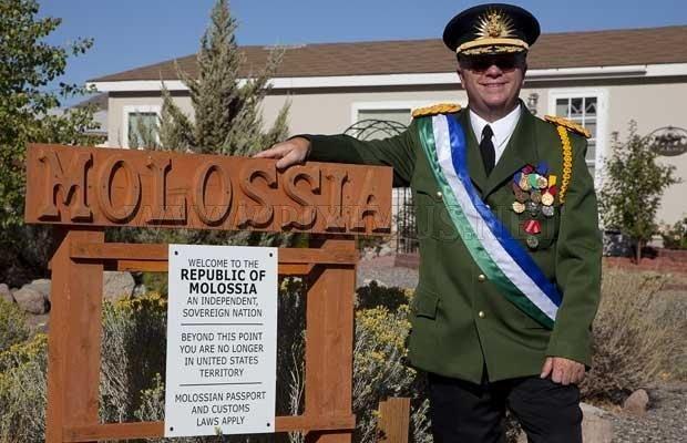 Molossia - The smallest republic in the world