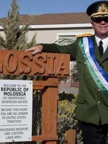 Molossia - The smallest republic in the world