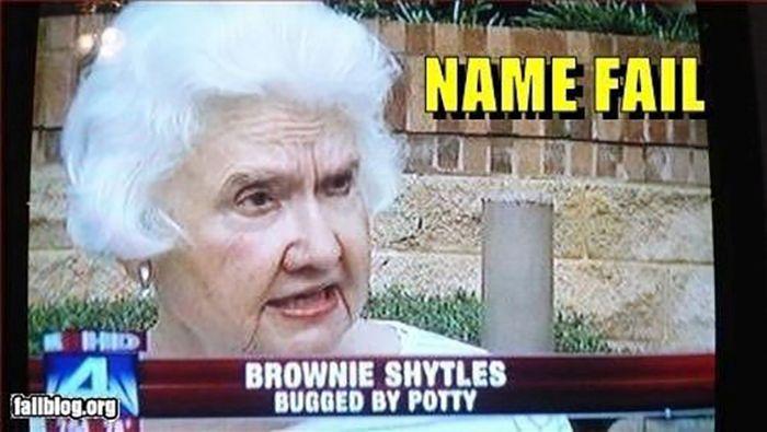 Funny Names, part 2