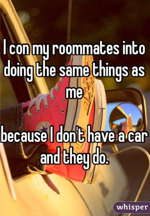 Roommate Stories