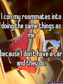 Roommate Stories