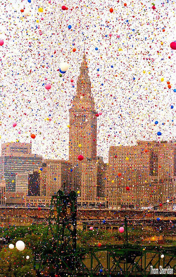 Balloonfest 1986 Disaster