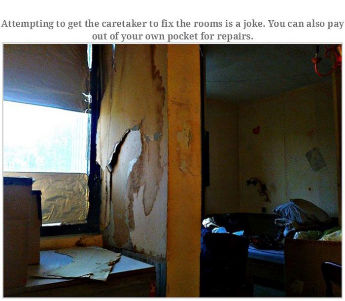 The Worst Student Dormitory in the World