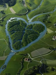 Beautiful rivers around the World