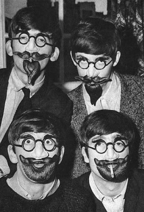 Vintage Photos of Celebrities, part 2
